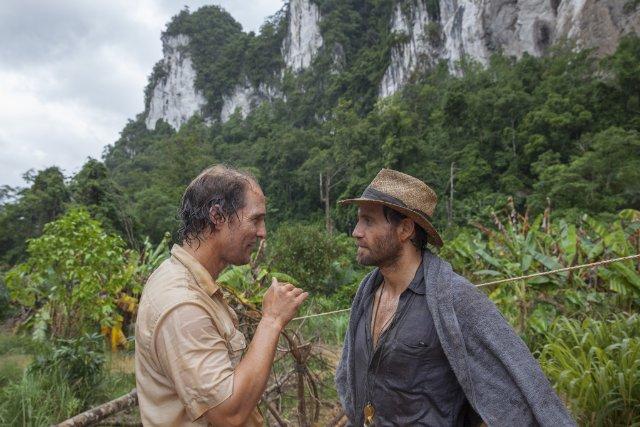 Matthew McConaughey odmieniony w filmie \