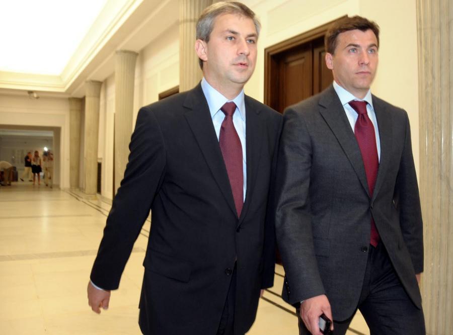 Napieralski pogodzi się z Olejniczakiem?