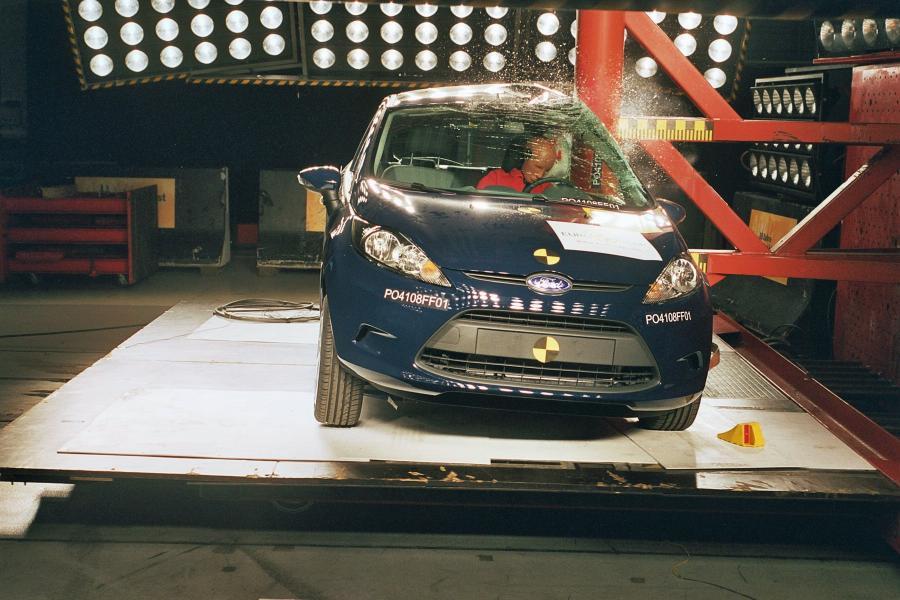 Test! Auta bezpieczne i niebezpieczne