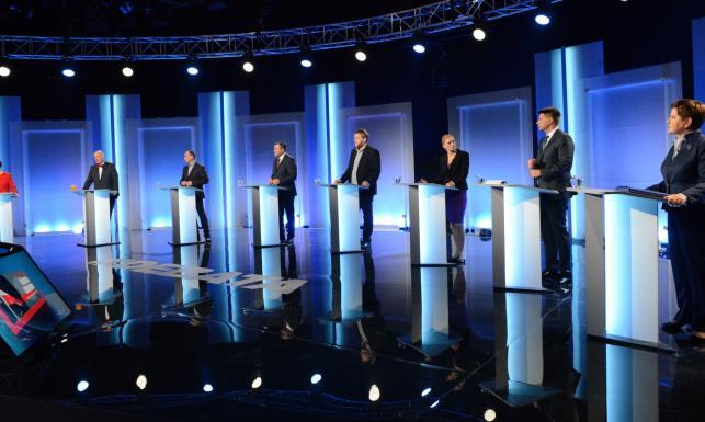 Debata liderów wszystkich partii. PYTANIA I ODPOWIEDZI