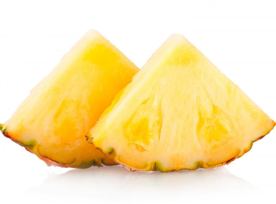 Ananas poprawia trawienie