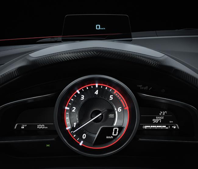 Nowa Mazda 3 – bezpieczeństwo potwierdzone w testach NCAP