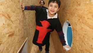 Berlin z dzieckiem - Labyrinth Kindermuseum