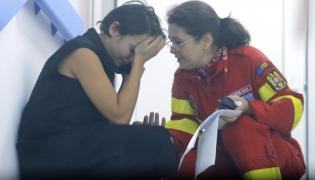 BUKARESZT, Rumunia. Eksplozja w nocnym klubie