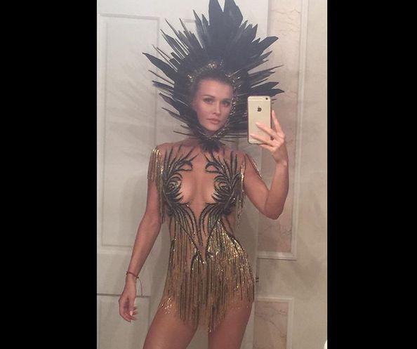 Halloween 2015: Joanna Krupa