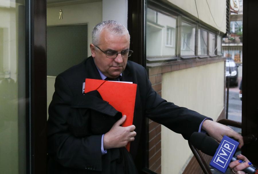 Adam Lipiński - zostanie ministrem w KPRM do spraw kontaktu z parlamentem