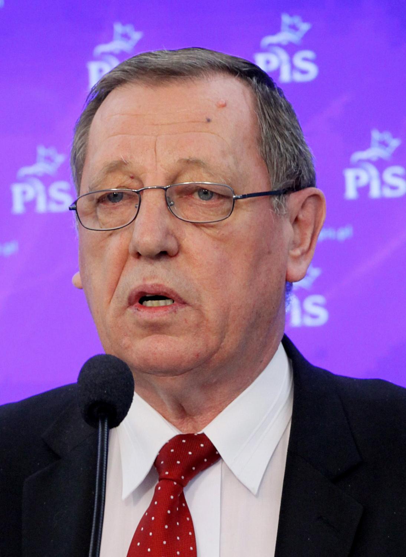 Jan Szyszko ma zostać ministrem środowiska