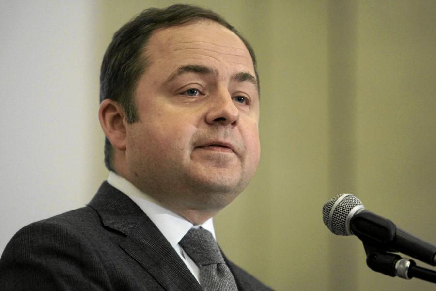 Konrad Szymański będzie ministrem w KPRM do spraw Unii Europejskiej