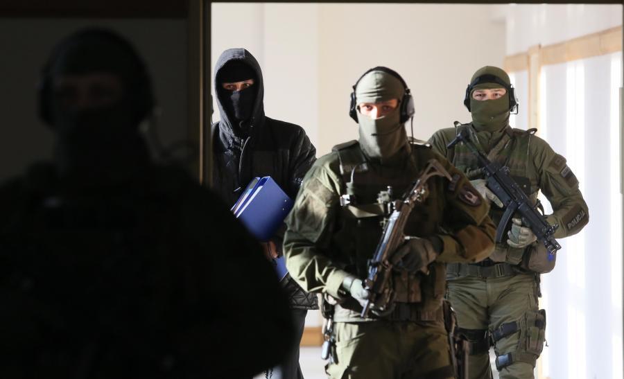 Oskarżony o zabójstwo b. szefa policji gen. Marka Papały Igor M. ps. \