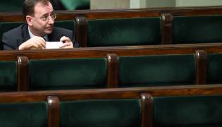 Minister w KPRM, koordynator służb specjalnych Mariusz Kamiński