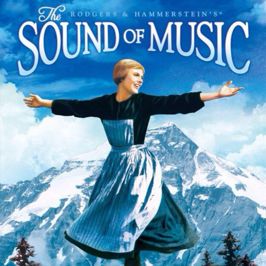 "2. ""The Sound Of Music"" – Soundtrack"