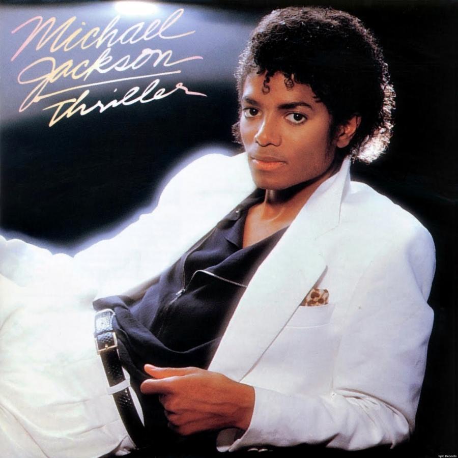 "3. ""Thriller"" – Michael Jackson"