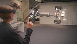 Microsoft opracuje nową technologię dla Volvo