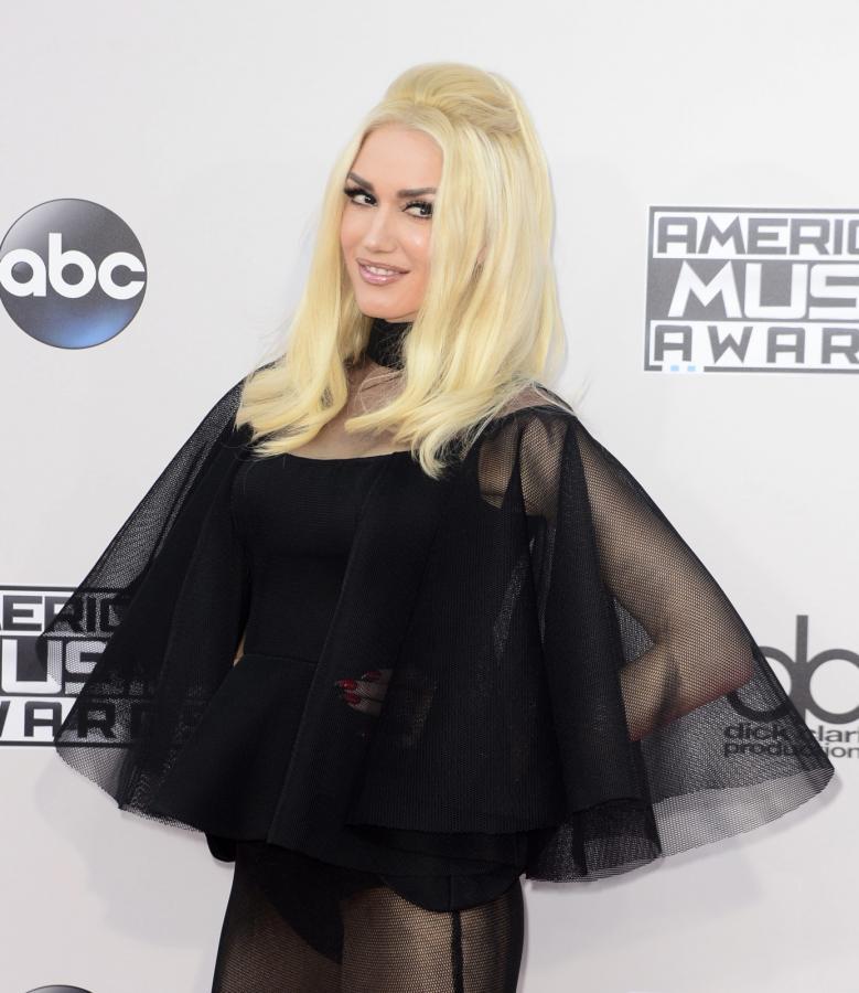 Gwen Stefani na gali American Music Awards 2015