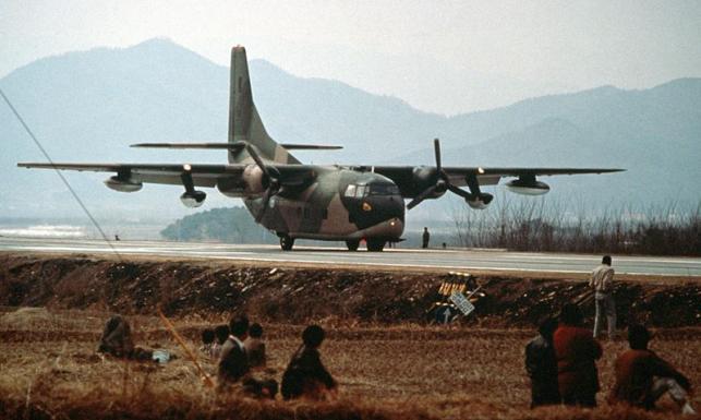 DOL na wypadek wojny... Samoloty wojskowe lądują na autostradzie