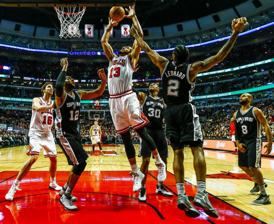 Chicago Bulls - San Antonio Spurs