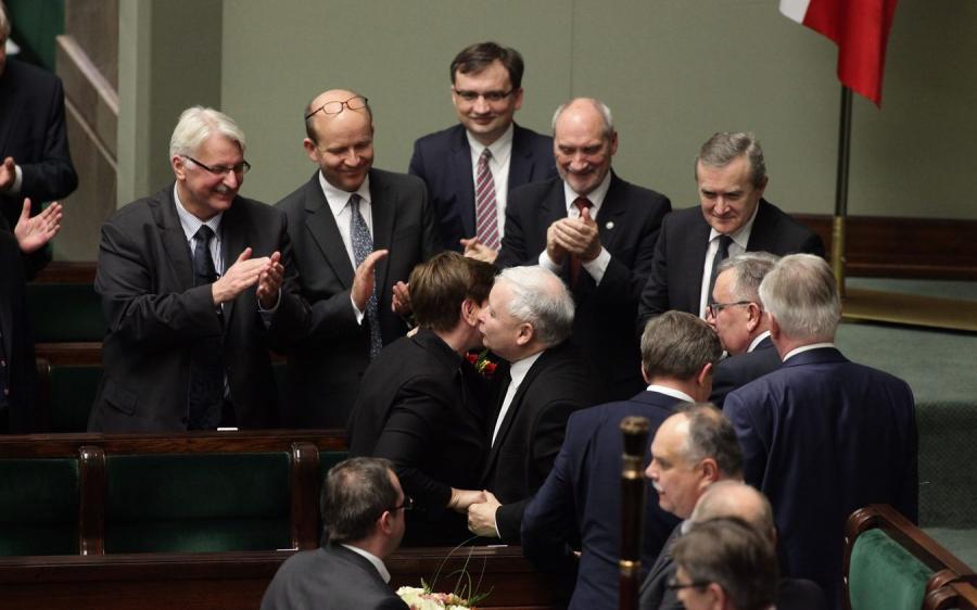 Prawo i Sprawiedliwość w Sejmie