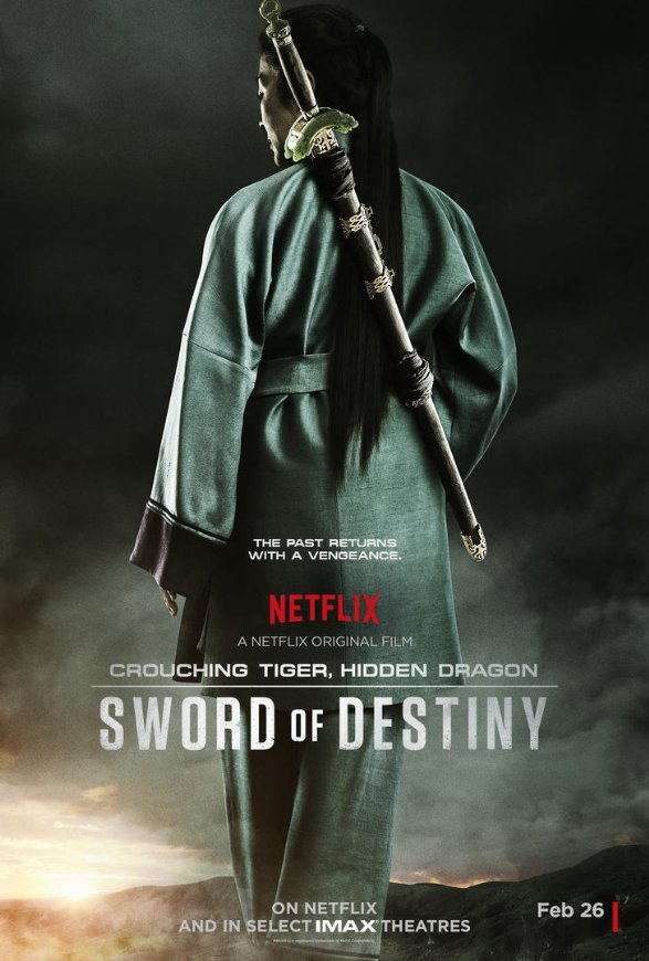 "Podwójna premiera ""Crouching Tiger, Hidden Dragon: Sword of Destiny"""