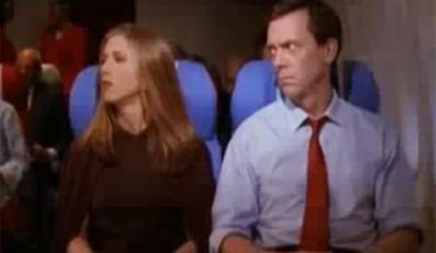 Kim jest kobieta siedząca obok House'a?