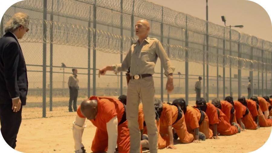 """2. """"The Human Centipede III: Final Sequence"""""""