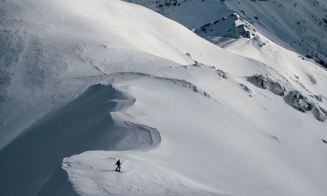 Narciarskie wycieczki po Tatrach w nowym przewodniku skiturowym