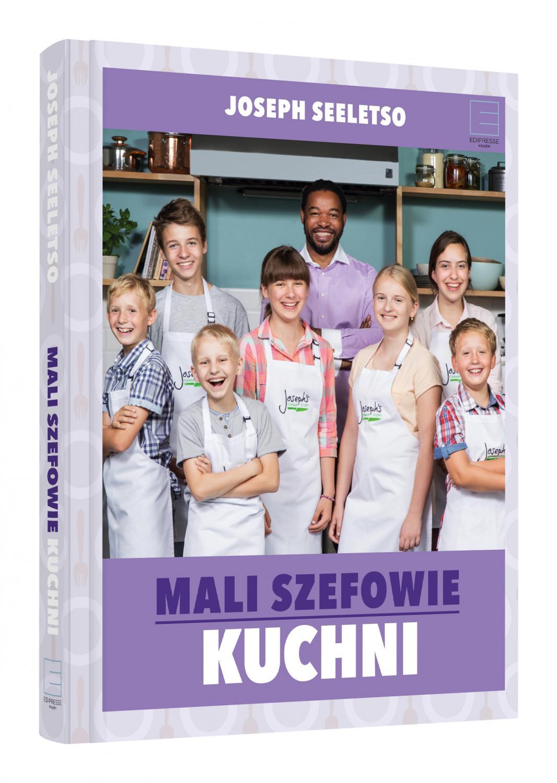 Mali szefowie kuchni - książka Josepha Seeletso