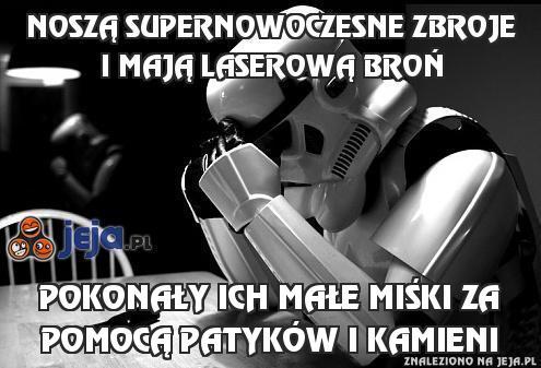 Gwiezdne wojny - mem / jeja.pl