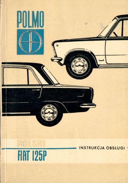 Polski Fiat 125p - instrukcja