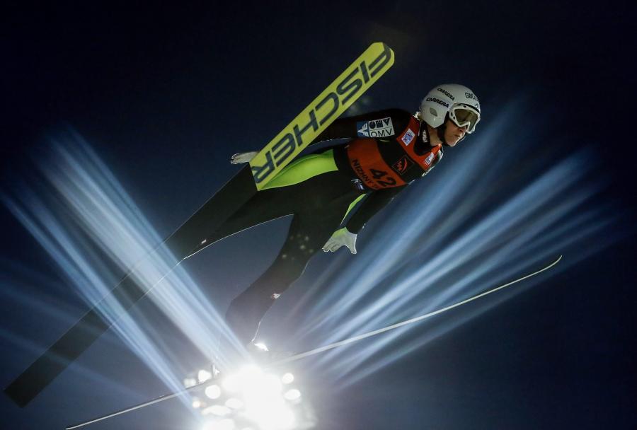 Zobacz najlepsze sportowe zdjęcia 2015 roku
