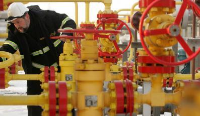 W rurociągu z Ukrainy - z powodu gazowej wojny z Rosją - wciąż nie płynie surowiec