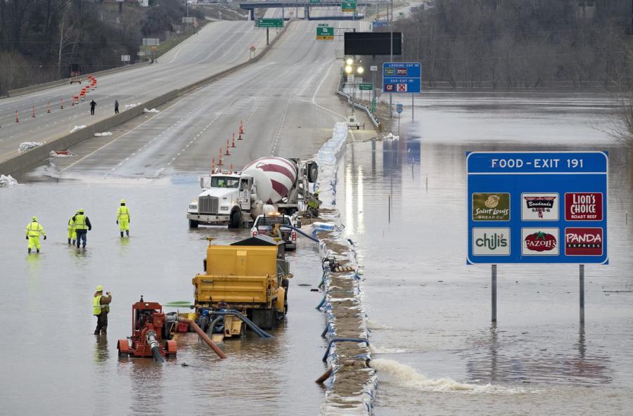 Powódź w Missouri