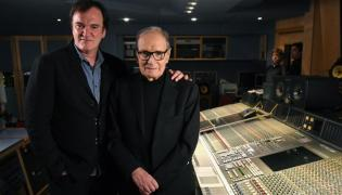 Quentin Tarantino i Ennio Morricone