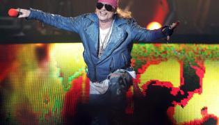 Guns N'Roses powrócą prawie oryginalni