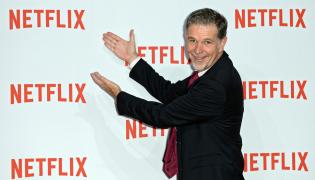 Szef Netflix, Reed Hastings
