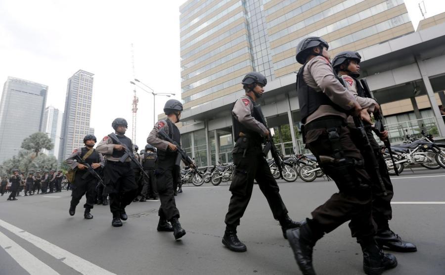 Indonezyjska policja