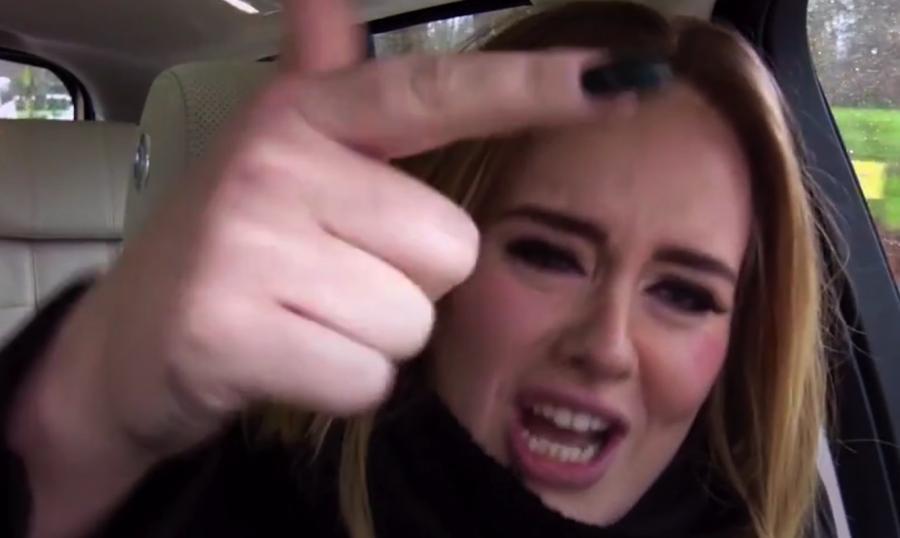 Adele w \