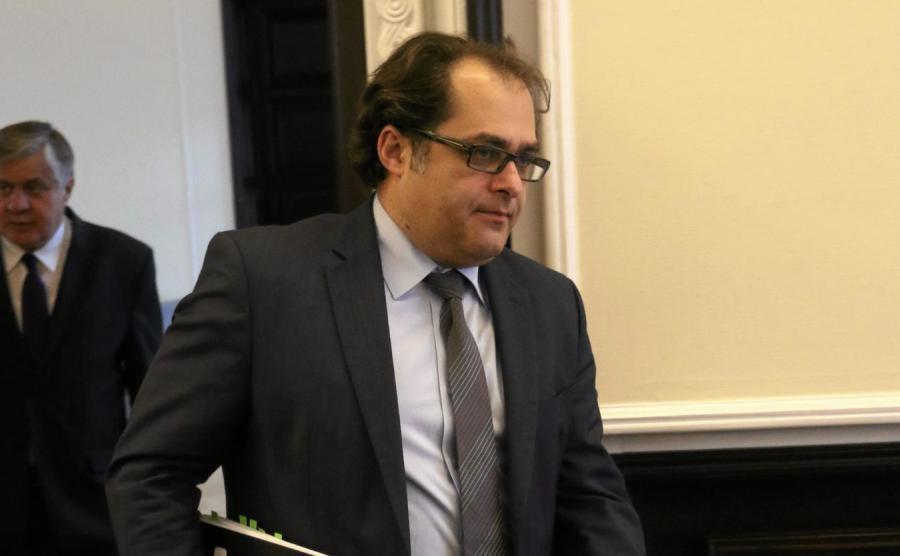 Marek Gróbarczyk, minister ospodarki morskiej i żeglugi śródlądowej