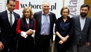 Piotr Kraśko, Katarzyna Janowska, Jarosław Kurski, Karolina Lewicka, Kamil Dąbrowa