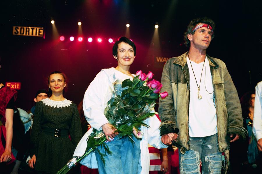 Metro 25 lat temu: Katarzyna Groniec i Robert Janowski