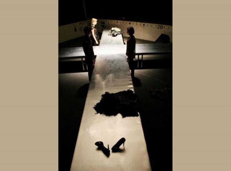 Najnowsza propozycja Centralnego basenu Artystycznego to spektakl multimedialny \