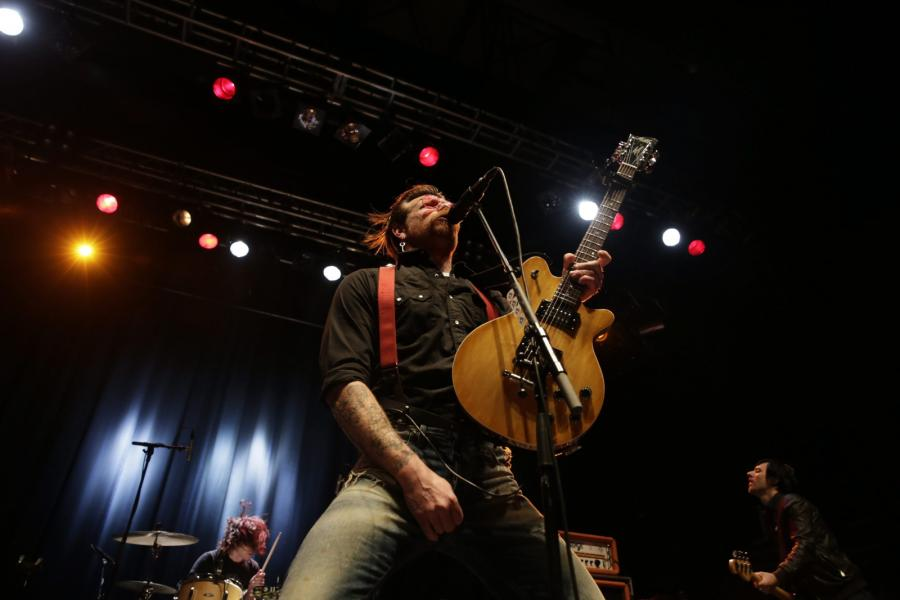 Eagles of Death Metal wrócili na scenę