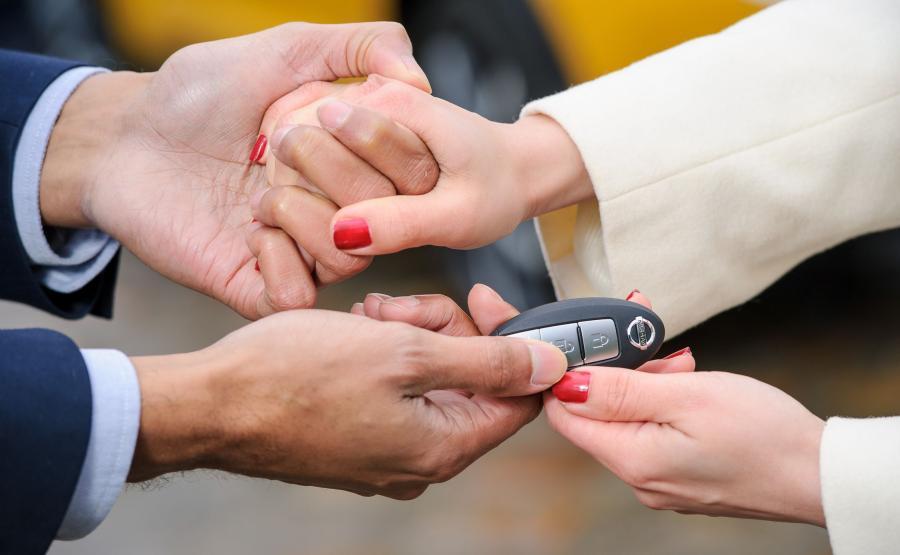 Kierowca najlepszym materiałem na żonę lub męża?