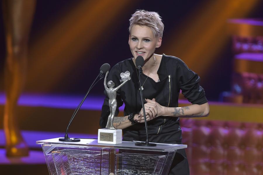 Telekamery 2016: Agnieszka Chylińska