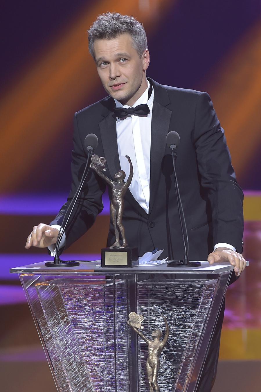 Telekamery 2016: Michał Żebrowski