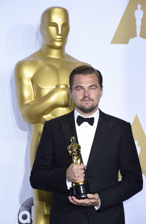 """Oscary 2016 – najlepszy aktor: Leonardo DiCaprio, """"Zjawa"""""""
