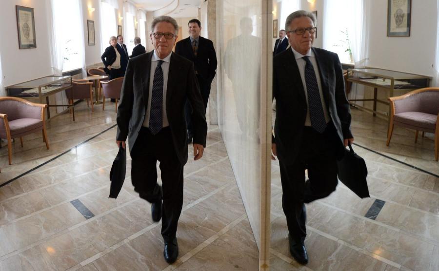 Przewodniczący Komisji Weneckiej Gianni Buquicchio