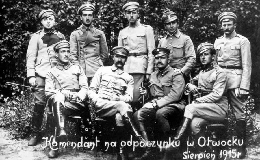 Józef Piłsudski \