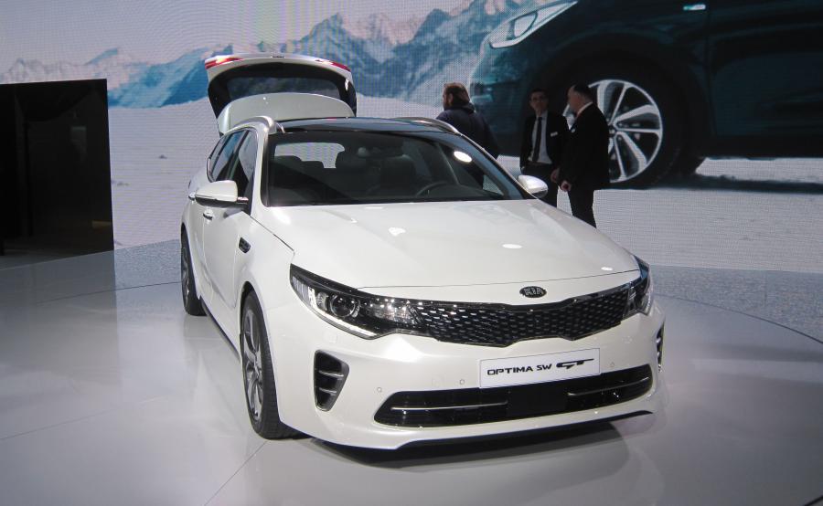 Kia optima kombi