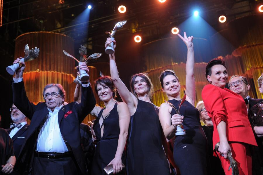 Zdobywcy Polskich Nagród Filmowych Orły 2016