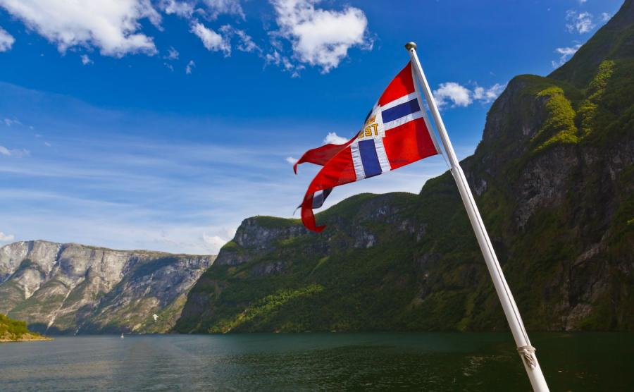 Norweska flaga